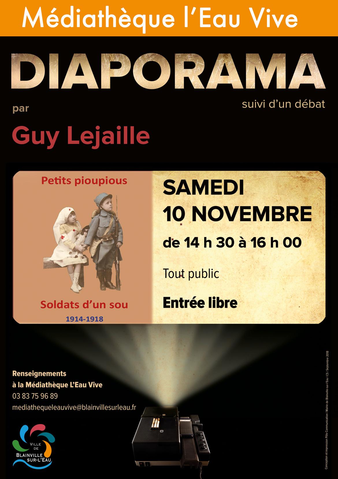 Mediatheque diaporama