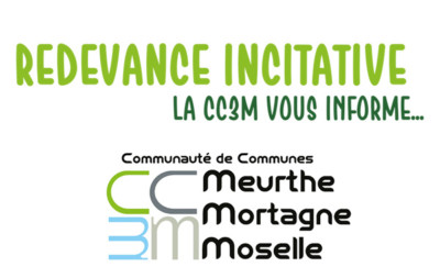 CC3M redevance incitative Réunion d'information